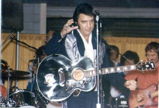 ELVIS ONLY KING