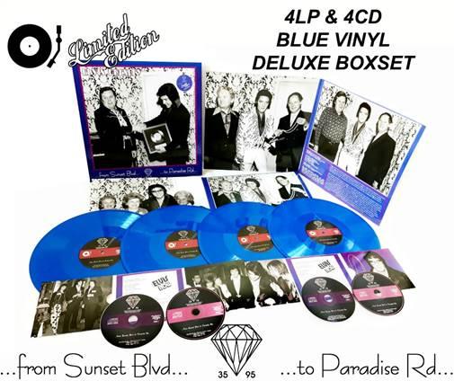 Elvis vinyl from ep boulevard blue 2019 08 17