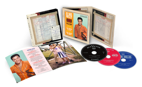 Elvis viva las vegas sessions 2018 07 06