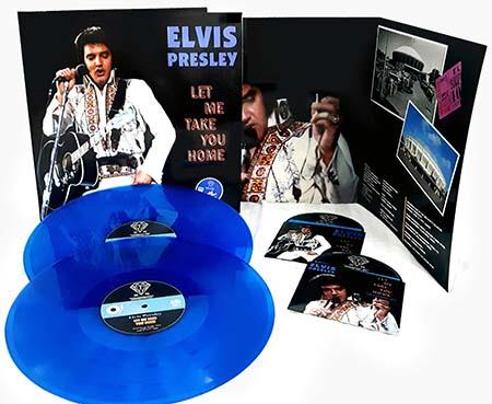 Letmetakeypuhome blue vinyl