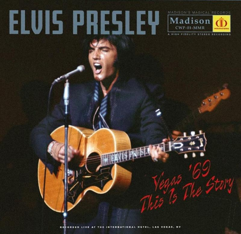 Lp elvis vegas 69 2019 03 15