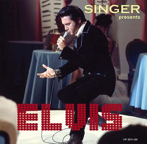Singer presents new